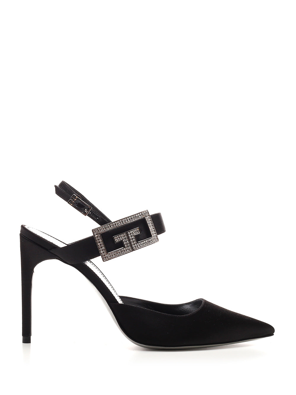 GIVENCHY GIVENCHY DOUBLE G BUCKLE PUMPS