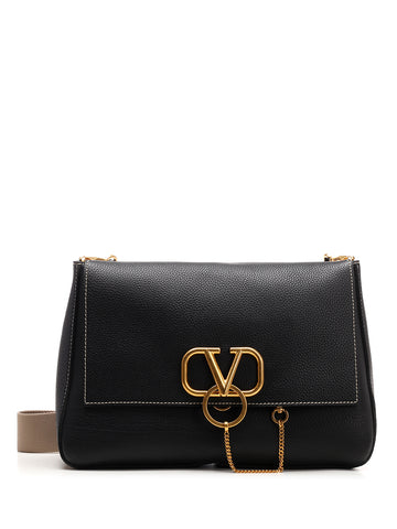 Valentino VRing Large Shoulder Bag