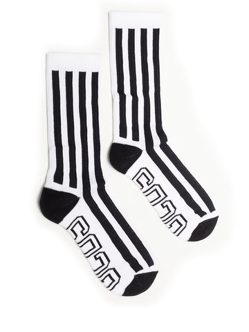 GCDS Striped Socks