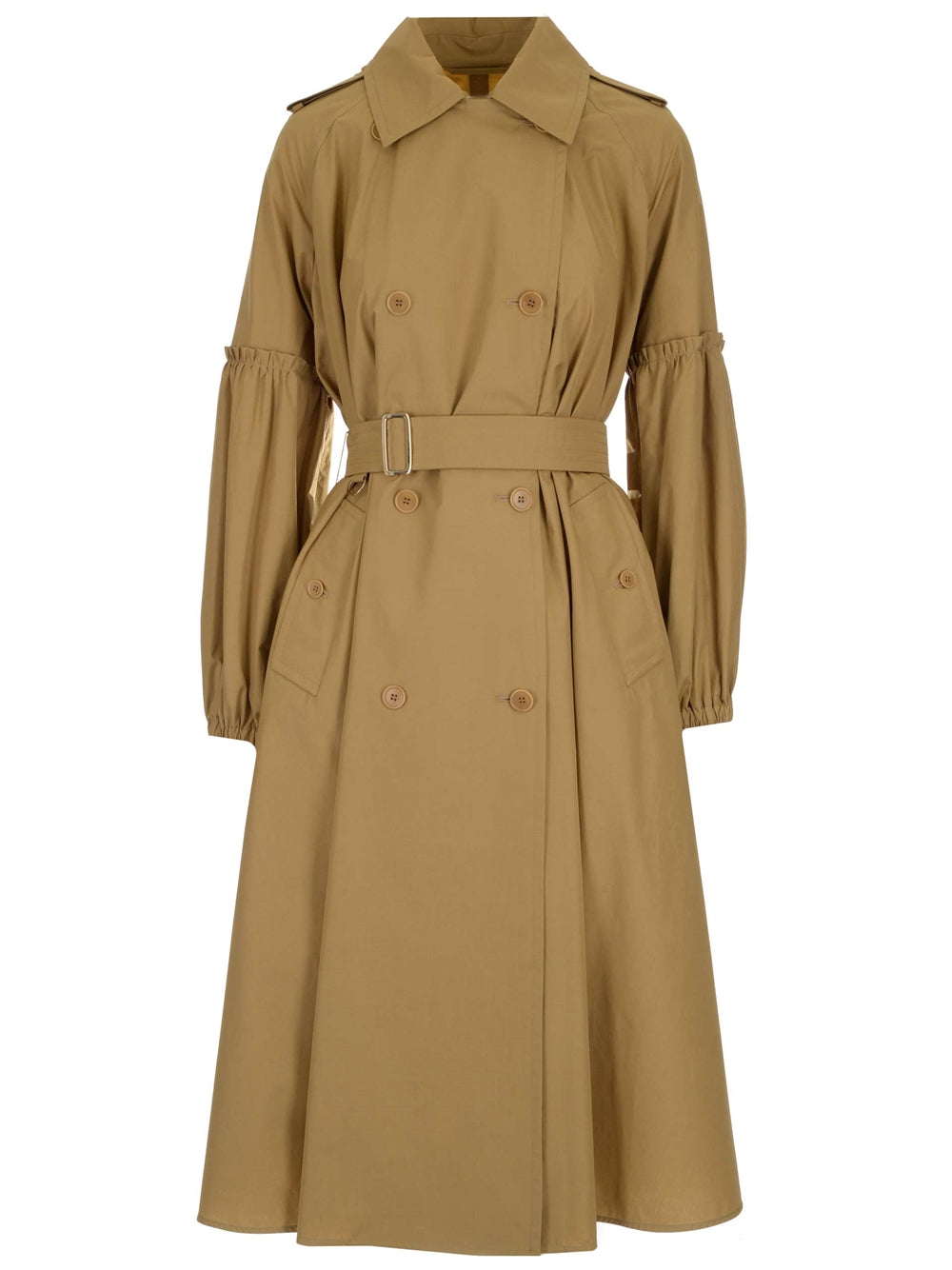 Max Mara MAX MARA DOUBLE BREASTED TRENCH COAT