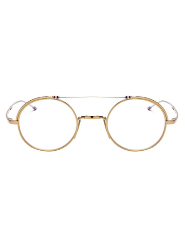 Thom Browne Eyewear Round Glasses