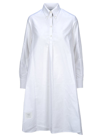 Thom Browne Circle Shirt Dress