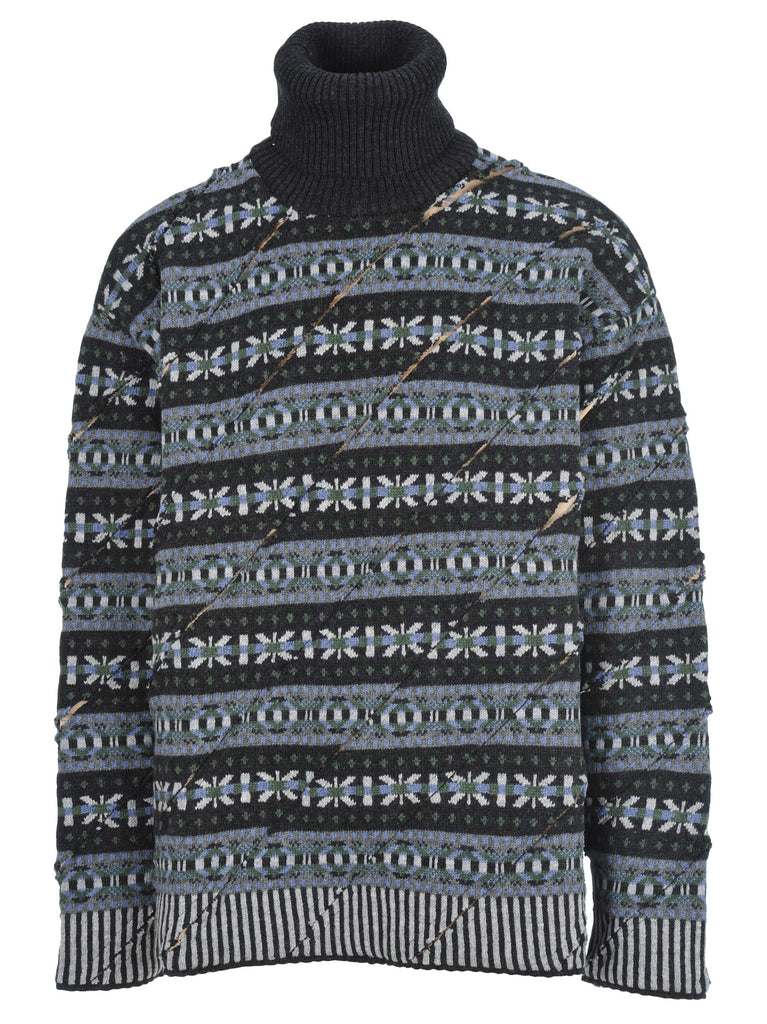 Y / Project High Neck Sweater
