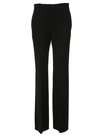 Balenciaga Tailored High Waist Trousers