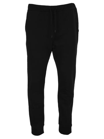 Fendi FF Mesh Insert Drawstring Sweatpants