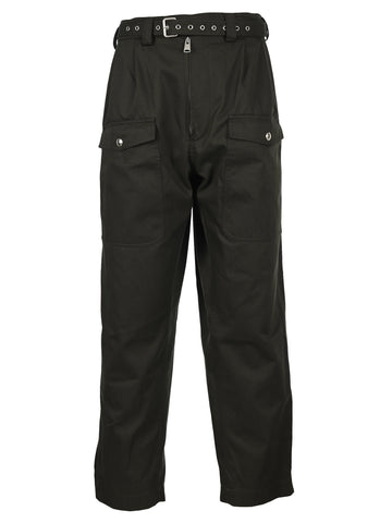 Marni Belted Cargo Pants