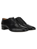 Gucci Interlocking G Detail Lace-Up Shoes