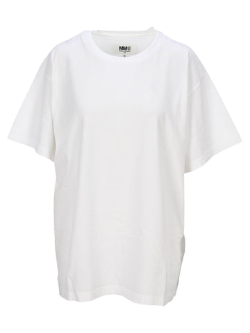 Mm6 Maison Margiela Logo Explanation T-Shirt
