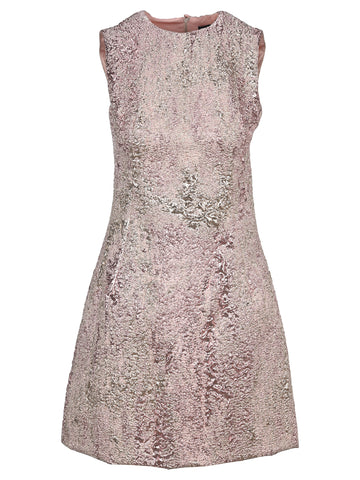 Dolce & Gabbana Jacquard A-Line Dress