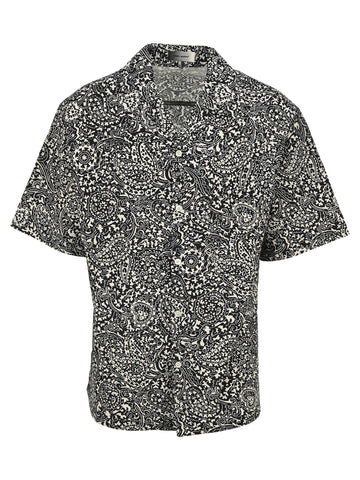 Isabel Marant Printed Short Sleeve Shirt