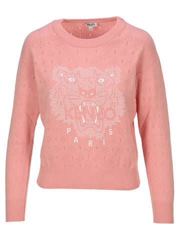 Kenzo Tiger Knitted Sweater