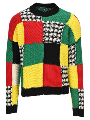 JW Anderson Patchwork Sweater