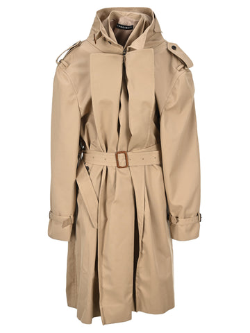 Y / Project Infinity Trench Coat