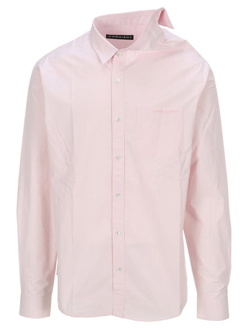 Y / Project Asymmetric Collar Shirt