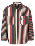 Napa By Martine Rose Contrasting Stripes Shirt