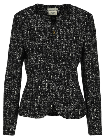 Bottega Veneta Tailored Tweed Jacket