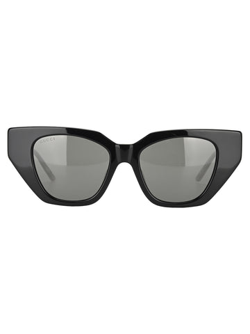 Gucci Eyewear Embellished Cat Eye Sunglasses
