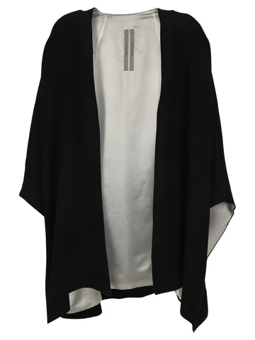 Rick Owens Knitted Cape