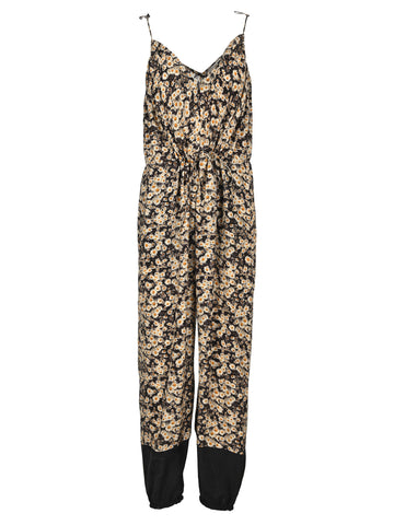 Stella McCartney Daisy Print Jumpsuit