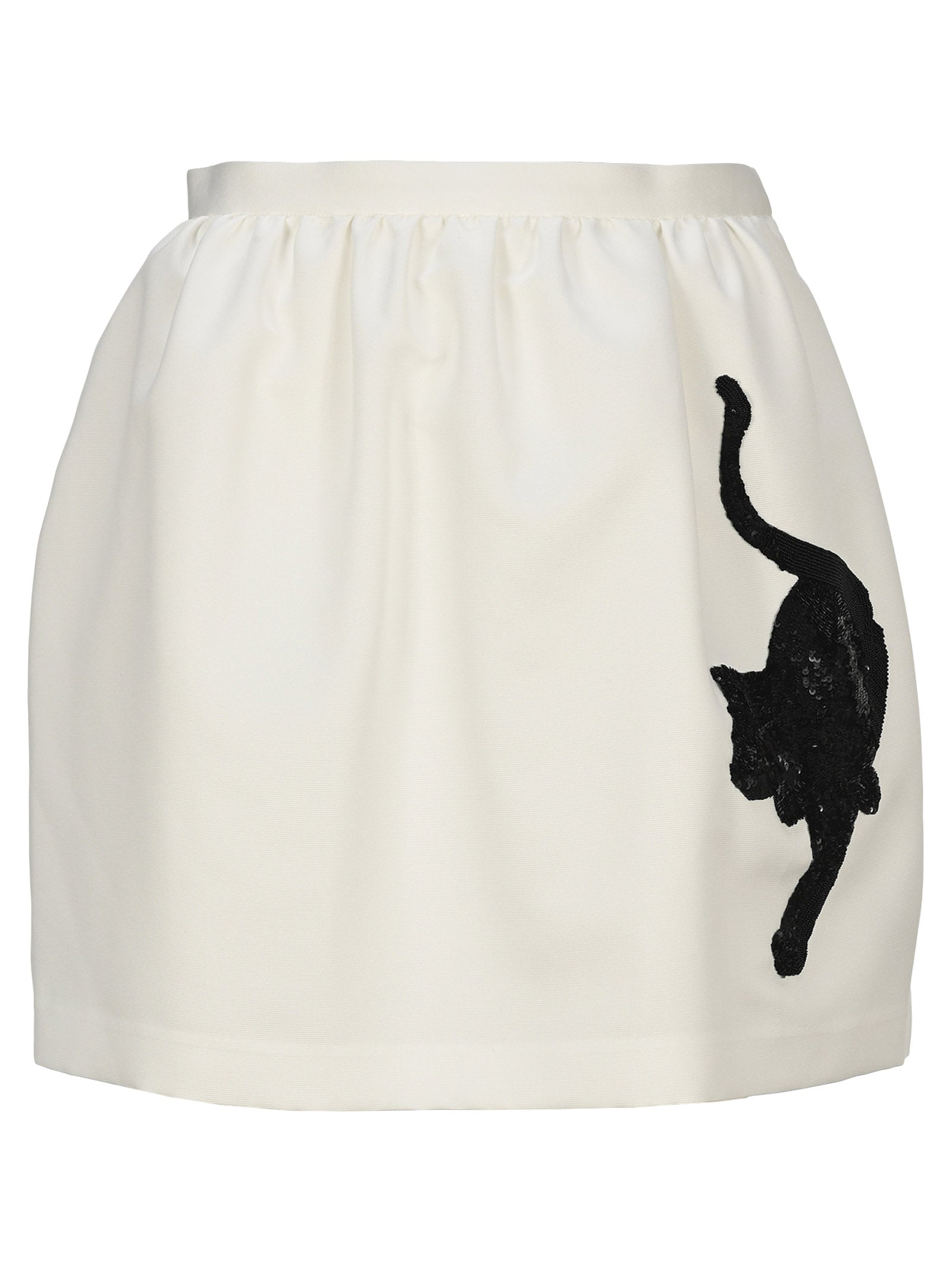Undercover UNDERCOVER SEQUINS CAT SKIRT