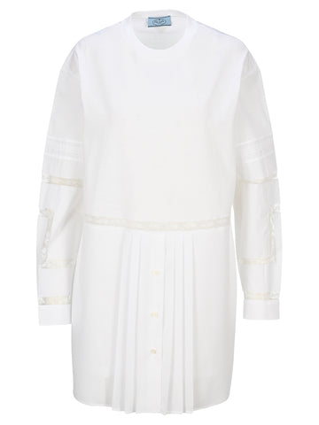 Prada Shirt Dress