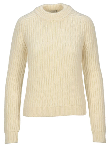 Saint Laurent Round Neck Sweater