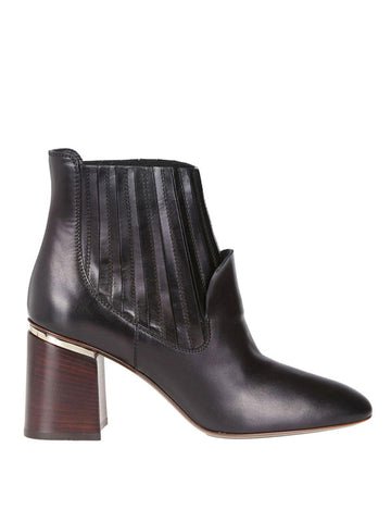 Tod's Pointed Toe Ankle Boots