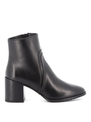 Tod's Zip Up Ankle Boots