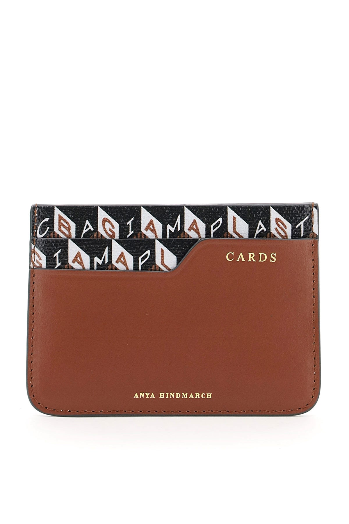 Anya Hindmarch ANYA HINDMARCH I AM A PLASTIC BAG CARDHOLDER