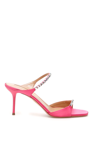 Aquazzura Diamante Mules