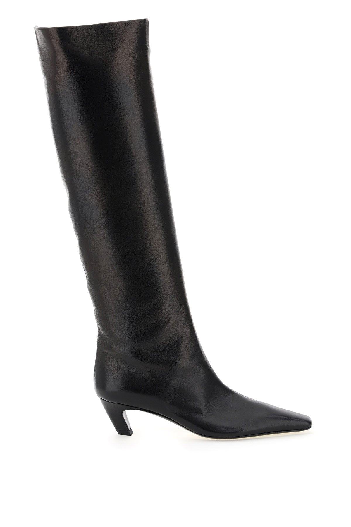 Khaite KHAITE DAVIS KNEE HIGH BOOTS