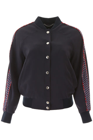 Kenzo Tiger Embroidered Varsity Jacket