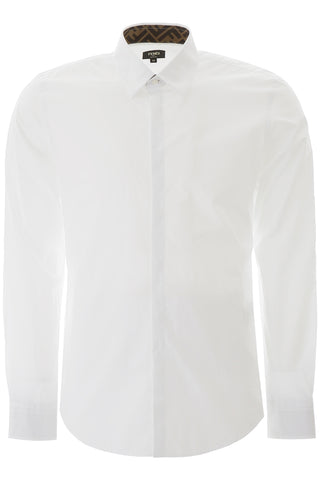 Fendi FF Trim Shirt