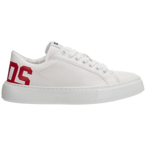 GCDS Logo Low-Top Sneakers