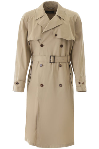Dolce & Gabbana Double-Breasted Belted Trench Coat