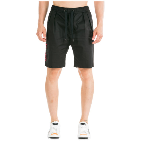 Dolce & Gabbana DG Patch Jogging Shorts