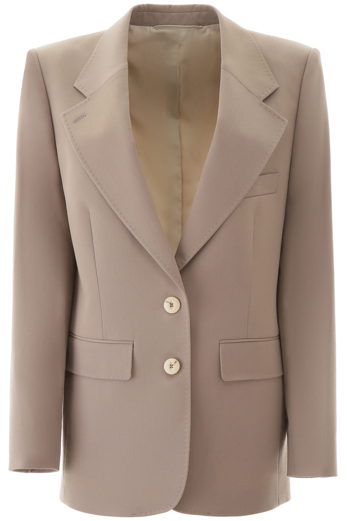 LEMAIRE LEMAIRE SINGLE BREASTED BLAZER