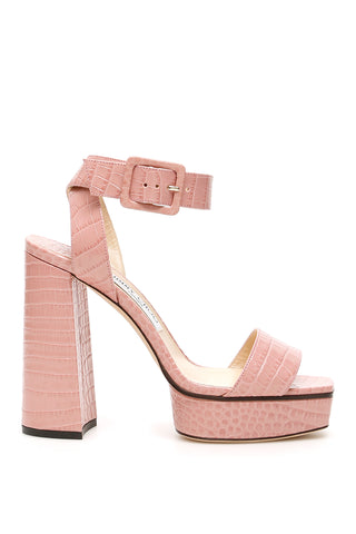 Jimmy Choo Jax/PF 125 Sandals