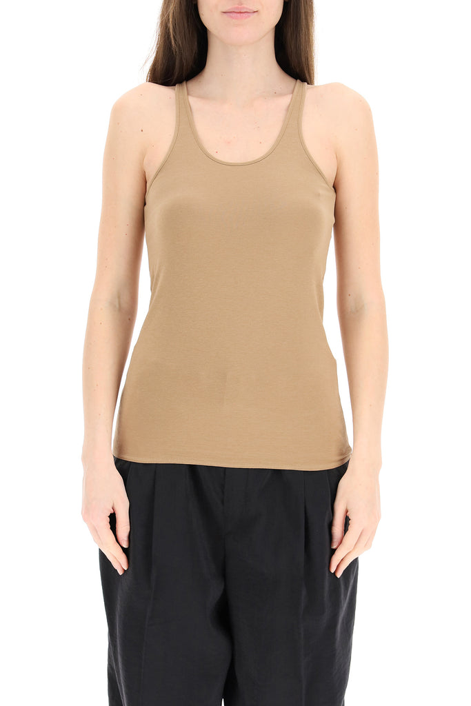 Lemaire LEMAIRE SCOOP NECK TANK TOP