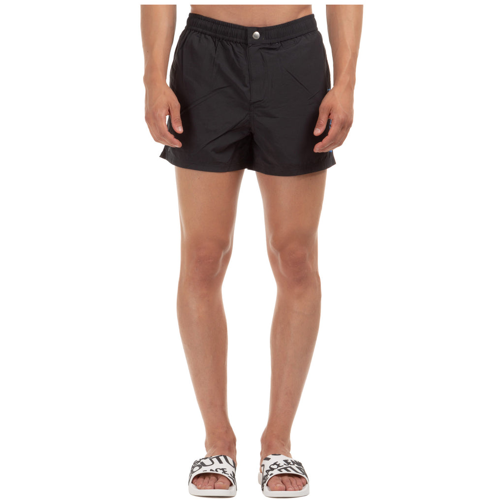 Kenzo Tiger Crest Swimming Shorts In Black