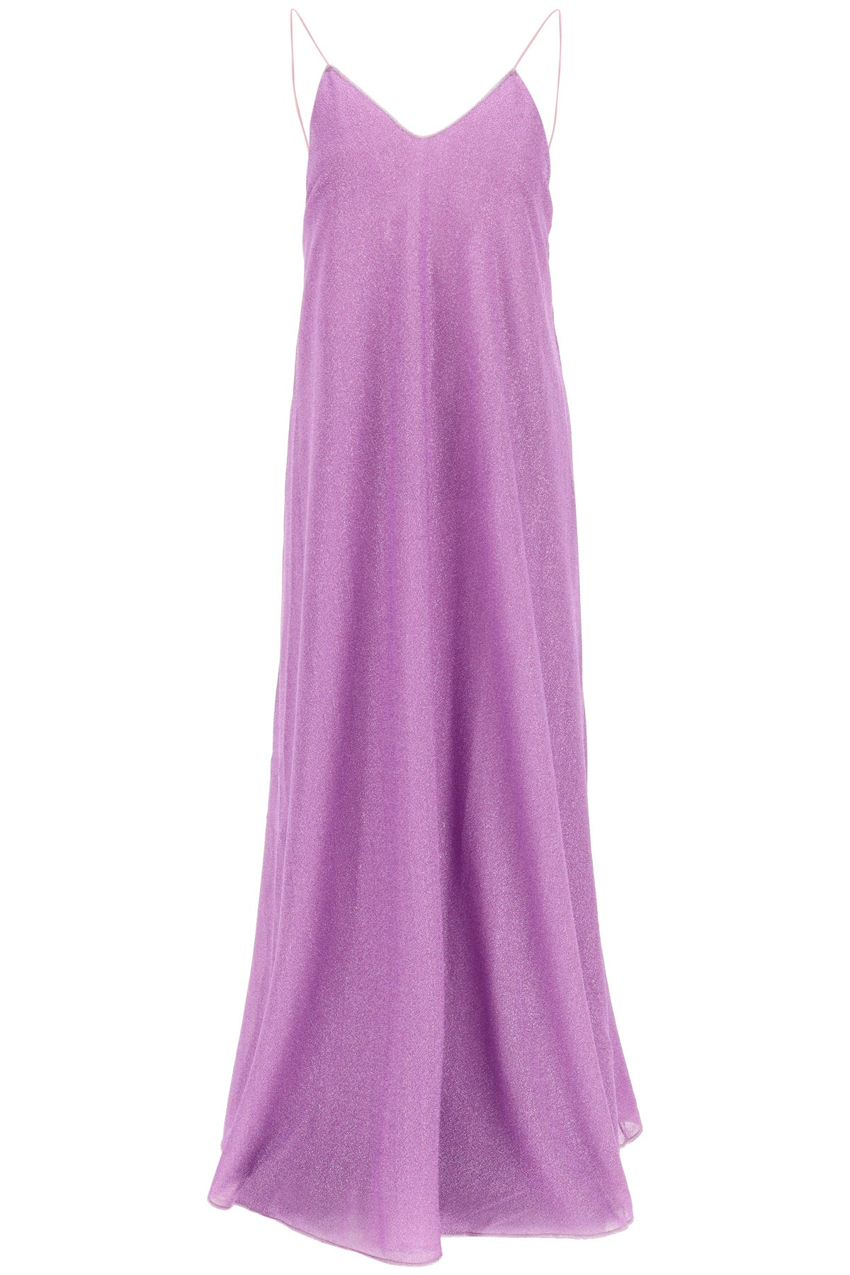 Oseree Gowns OSÉREE FLARED MAXI DRESS