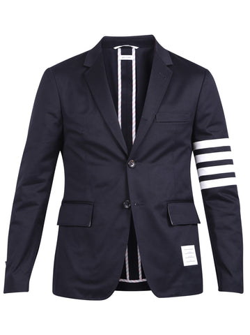Thom Browne 4-Bar Sports Jacket