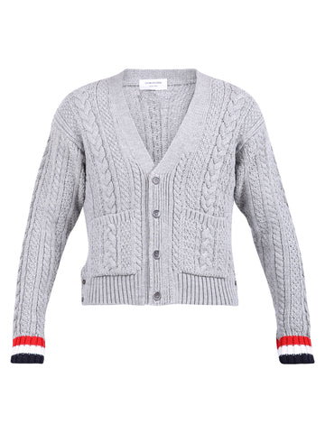 Thom Browne Knitted Cardigan