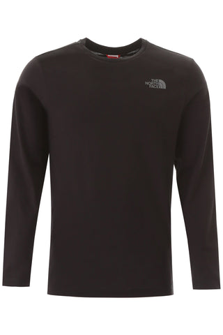 The North Face Logo Long Sleeve T-Shirt