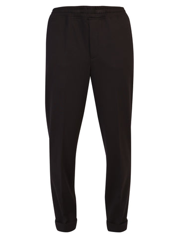Neil Barret Cropped Straight Leg Track Pants