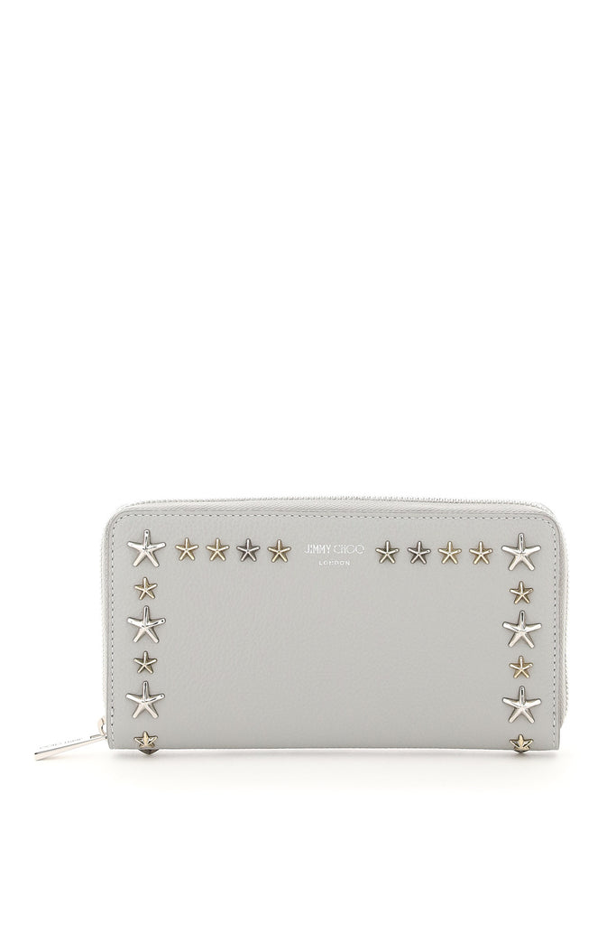 Jimmy Choo JIMMY CHOO PIPPA STAR EMBELLISHED WALLET