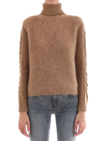 Max Mara Turtleneck Sweatshirt