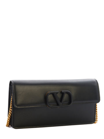 Valentino VRing Chain Wallet