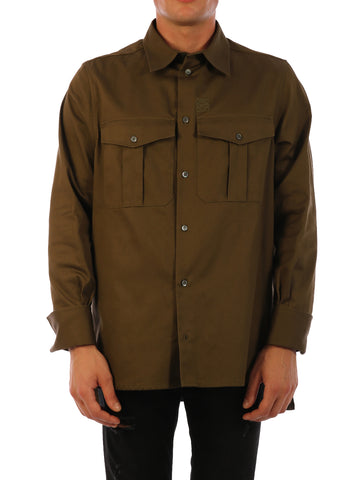 Loewe Patch Pocket Shirt