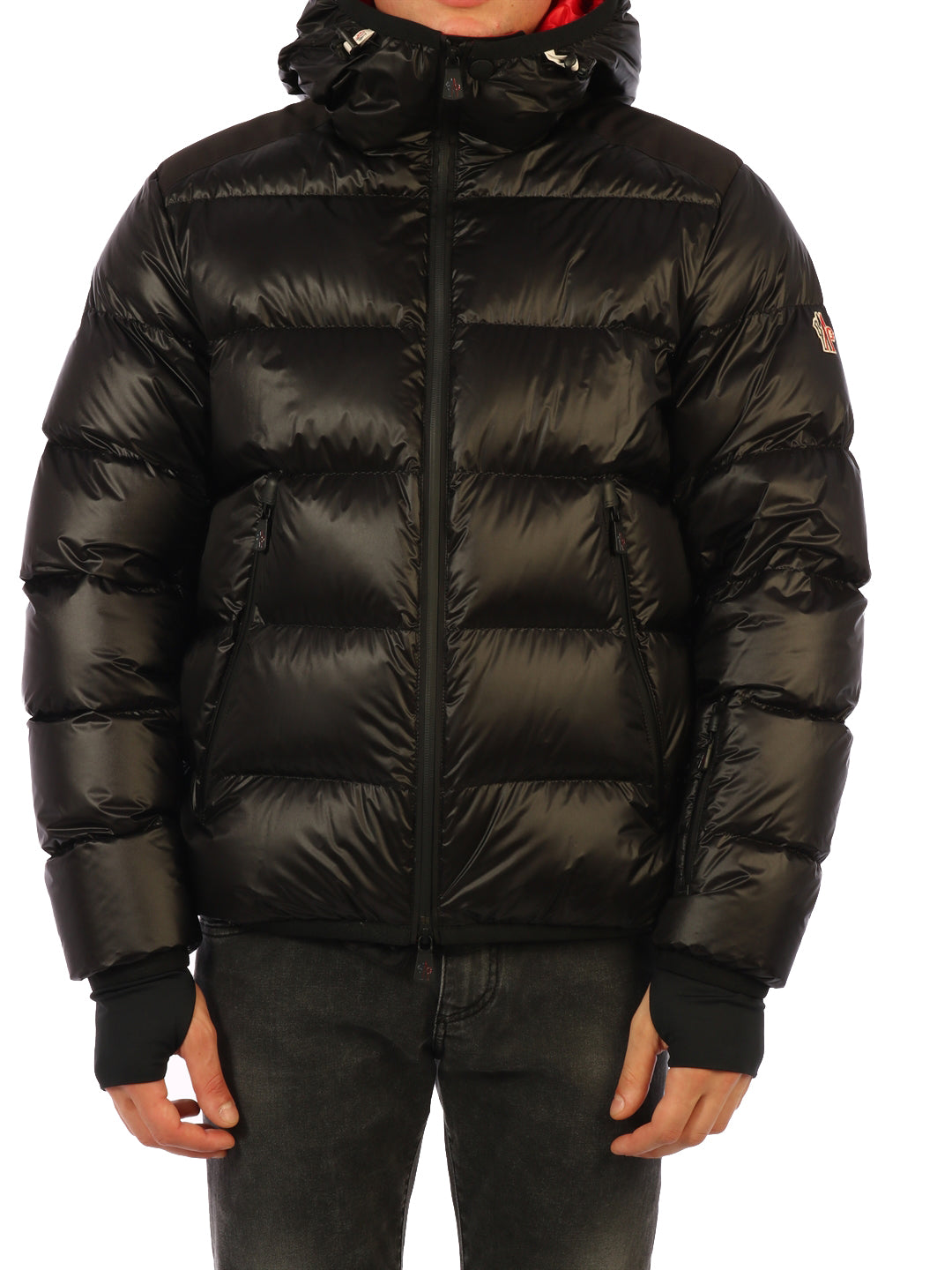 Moncler Grenoble Downs MONCLER GRENOBLE PADDED DOWN JACKET